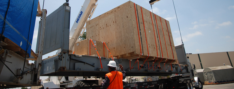 Custom Crates Expandable Packaging Nefab North America