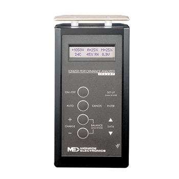 Ionizer performance analyzer