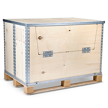 Returnable packaging - RePak