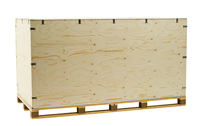 Plywood Packaging  - ExPak