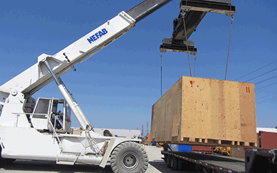 Heavy Duty Crates