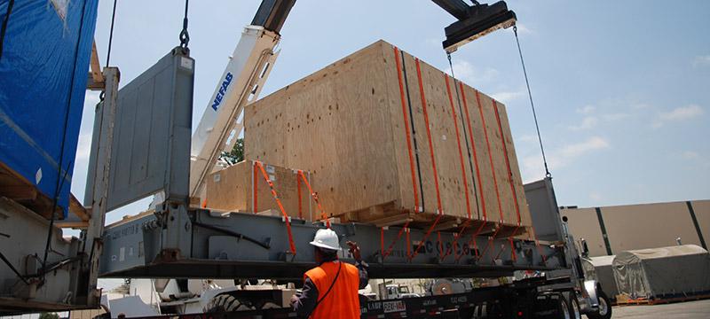 Export Packing | Nefab