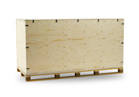 Foldable Plywood Boxes ExPak-XL
