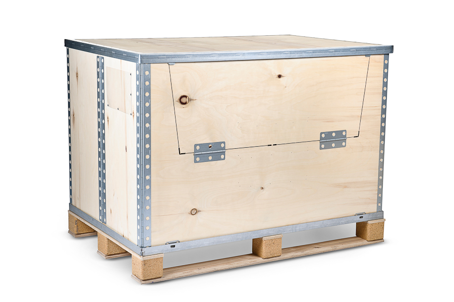 RePak (Plywood Boxes)