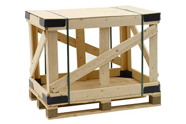Wooden Crates - CratePak-O