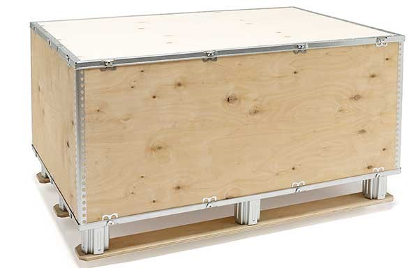 Plywood Boxes - ExPak