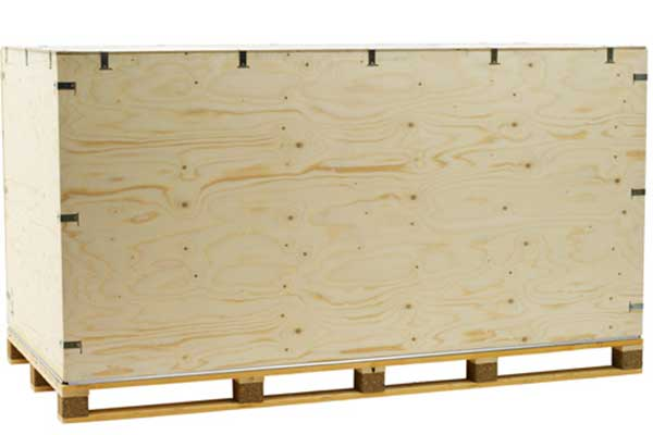 Plywood Boxes - ExPak XL