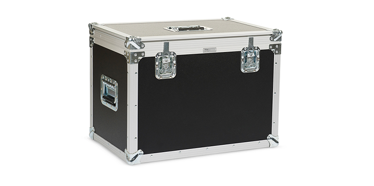 Flightcase Black Closed