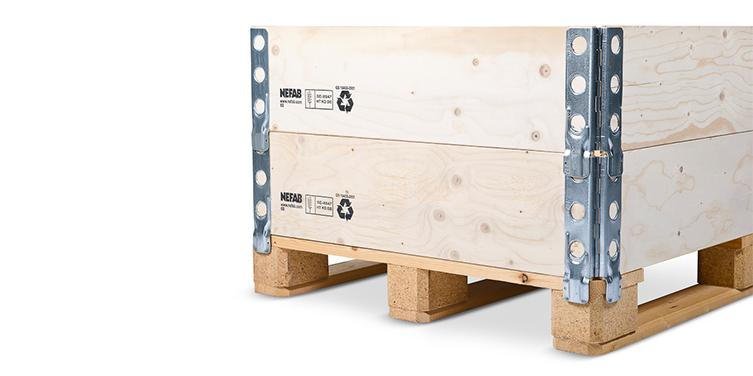 Logpak Returnable Packaging Nefab North America