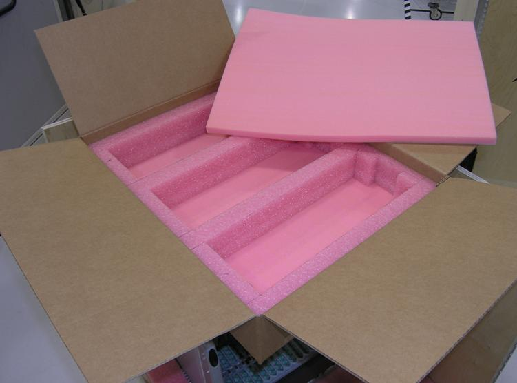 Nefab Custom Corrugated Packaging