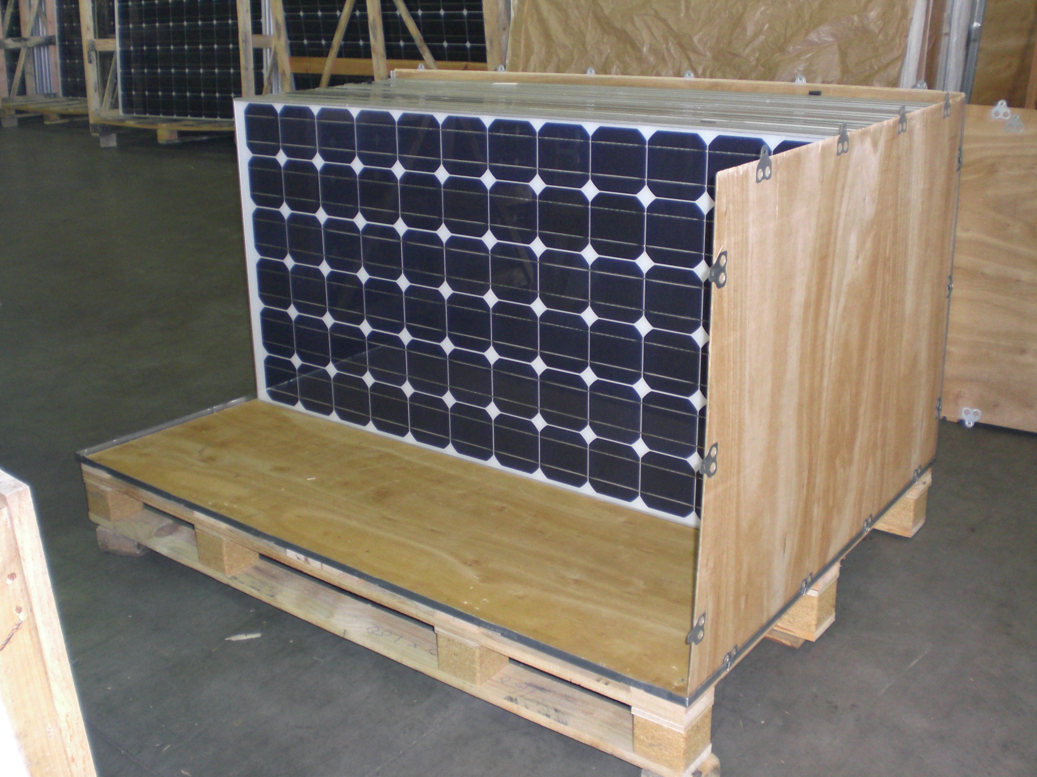 Solar Panels Energy Nefab North America