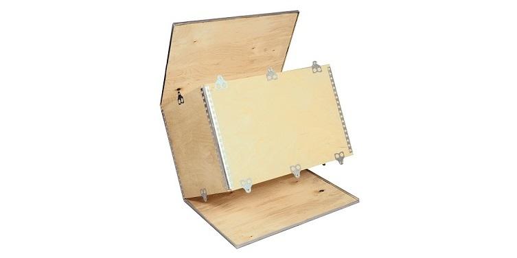 Fräscha ExPak A - Plywoodlåda | Nefab Sverige MO-02